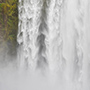 Iceland waterfall cliff © Nikhil Bahl